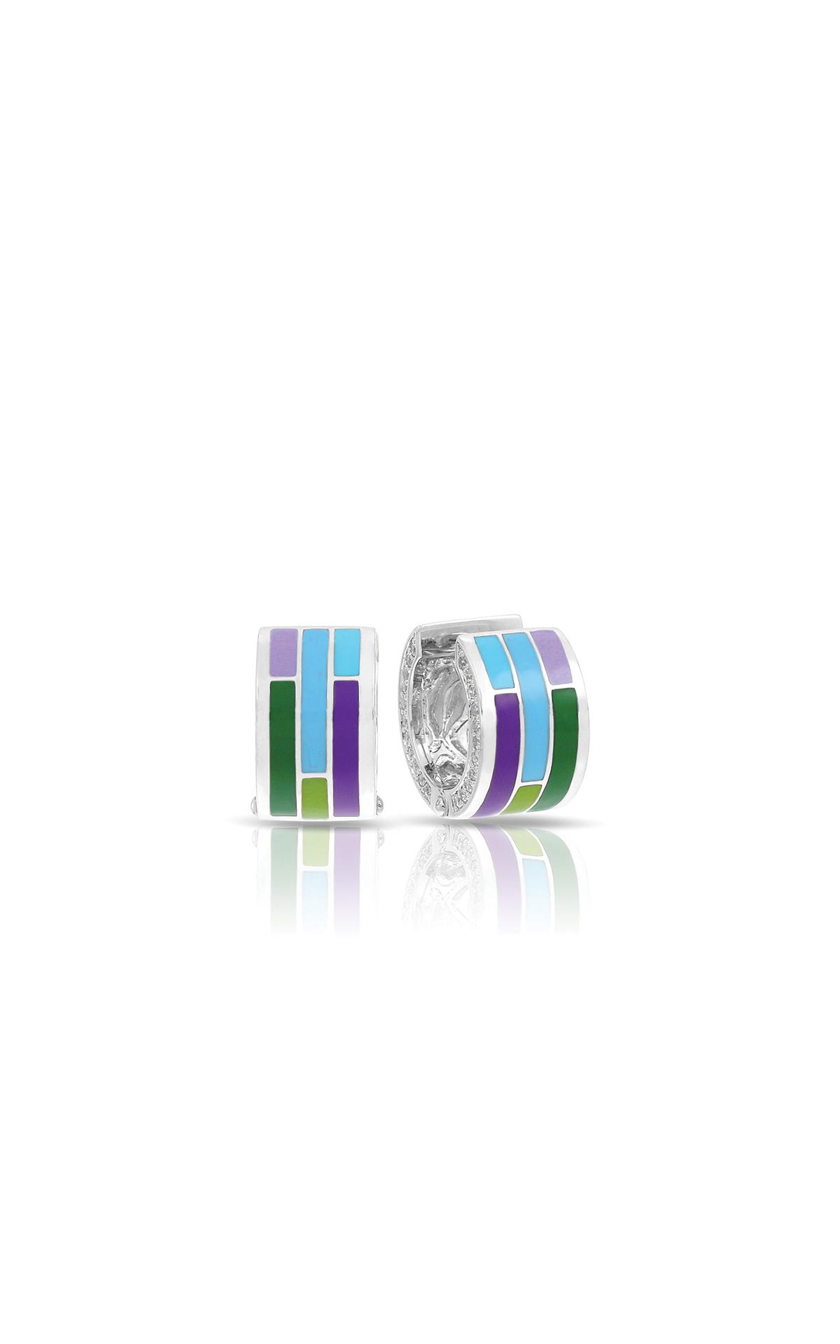 Belle Etoile Strat Blue & Purple Earrings 3021720302 product image