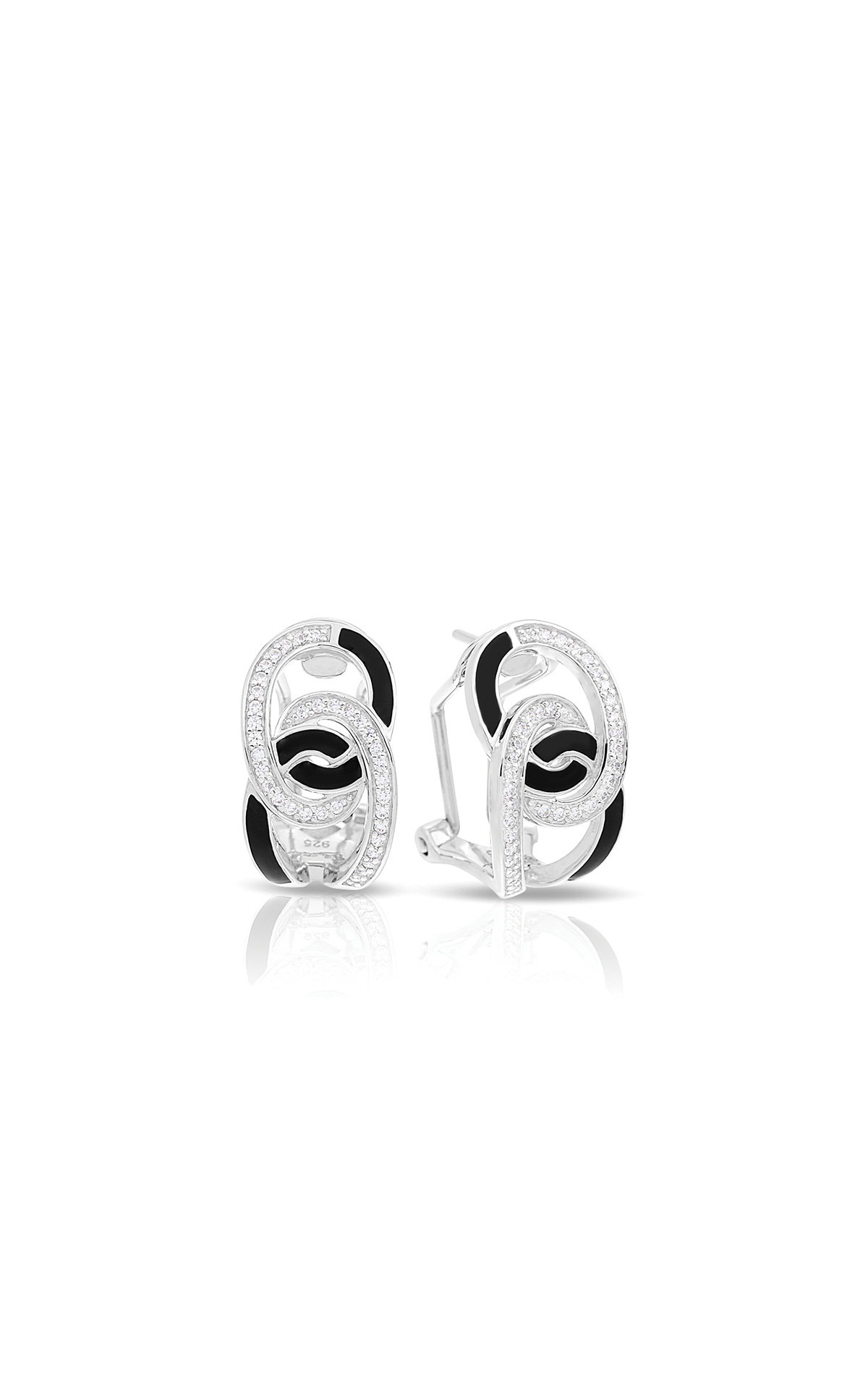 Belle Etoile Evermore Black Earrings 3021720201 product image