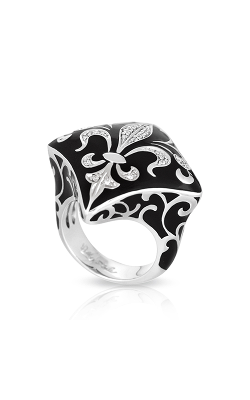 Belle Etoile Josephine Black Ring 01021211001-6 product image