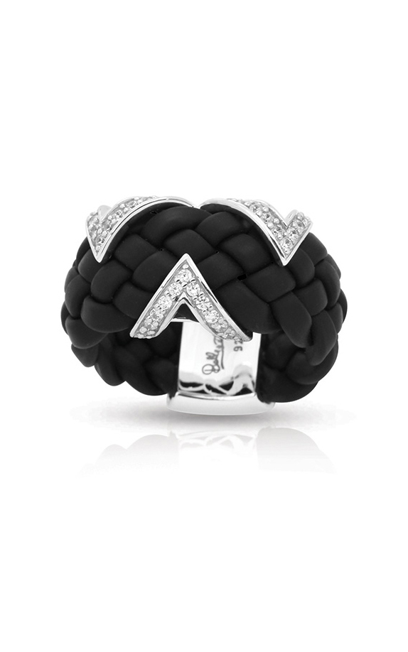 Belle Etoile Arpeggio Black Ring 01051520101-6 product image