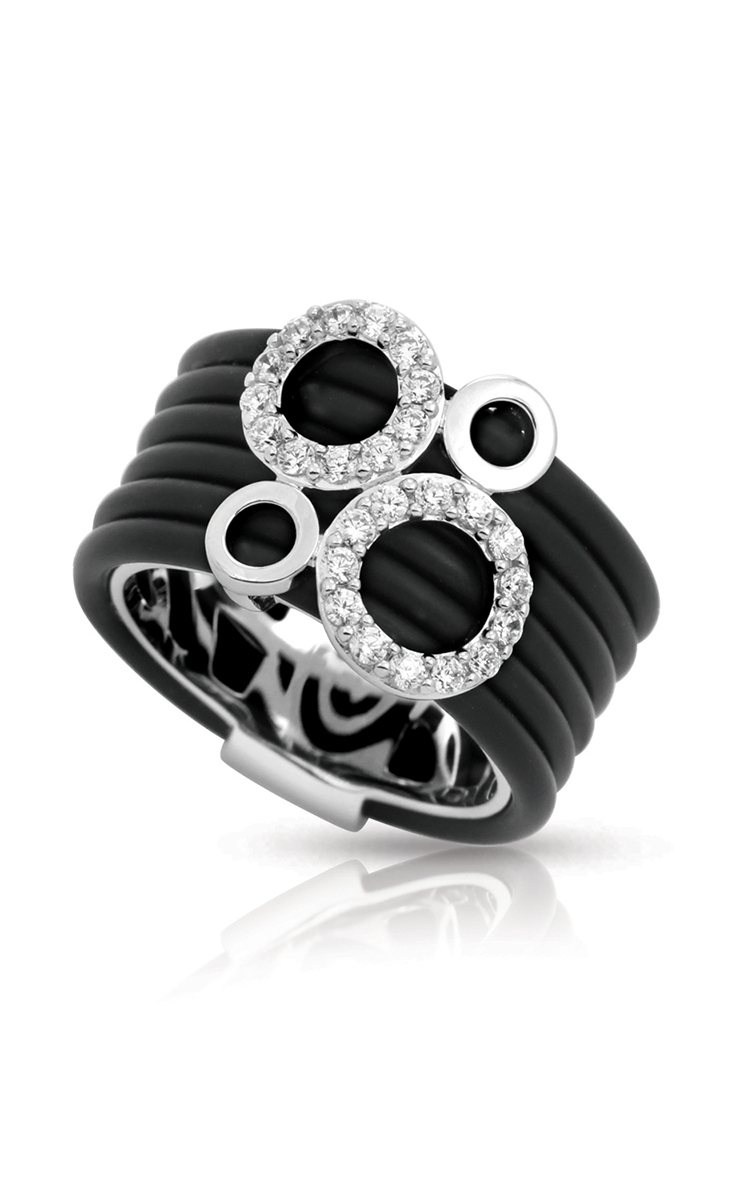 Belle Etoile Equinox Black Ring 01051520201-8 product image