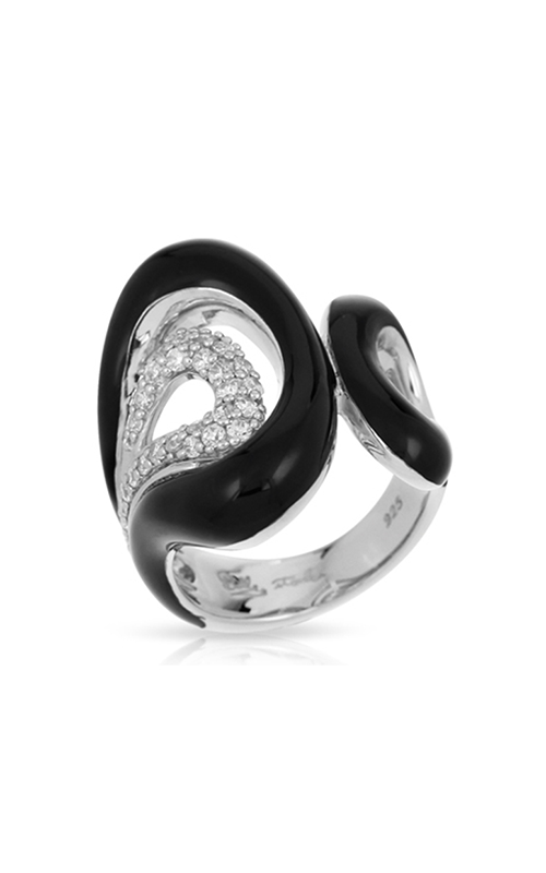Belle Etoile Vapeur Black Ring 01021310501-5 product image