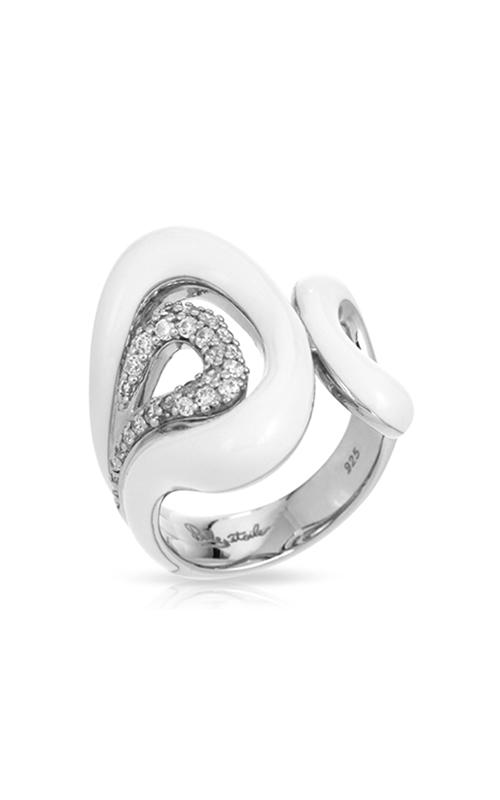 Belle Etoile Vapeur White Ring 01021310502-5 product image