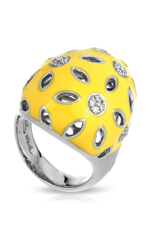 Belle Etoile Charlotte Yellow Ring 01021310703-7 product image