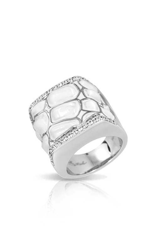 Belle Etoile Coccodrillo White Ring 01021210702-8 product image