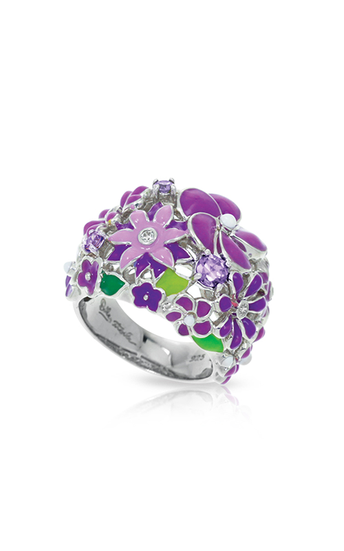 Belle Etoile Jardin Purple Ring 01021320201-7 product image