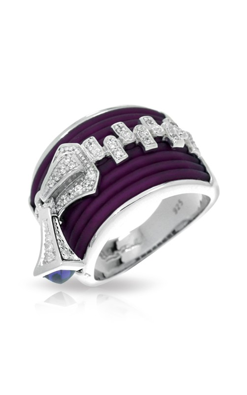 Belle Etoile Roxie Plum Ring 01051320101-9 product image