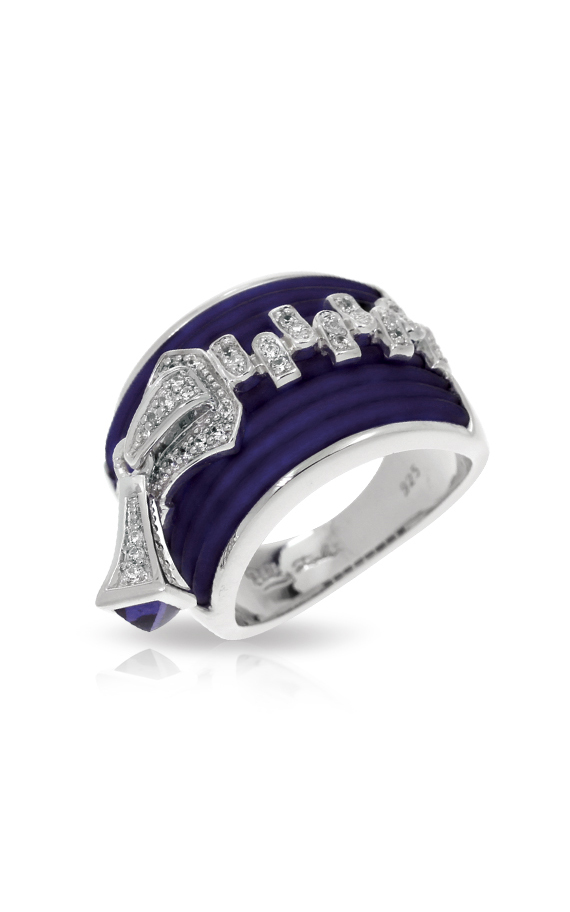 Belle Etoile Roxie Blue Ring 01051320102-9 product image
