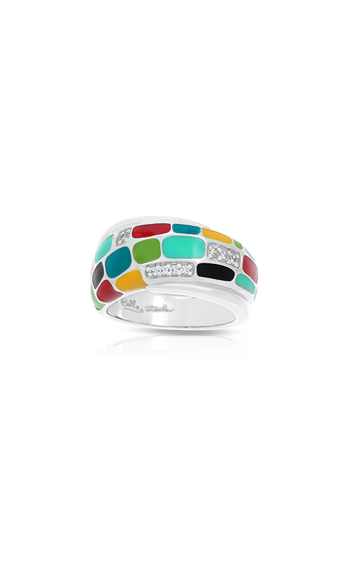 Belle Etoile Mosaica Multicolor Ring 01021710301-5 product image