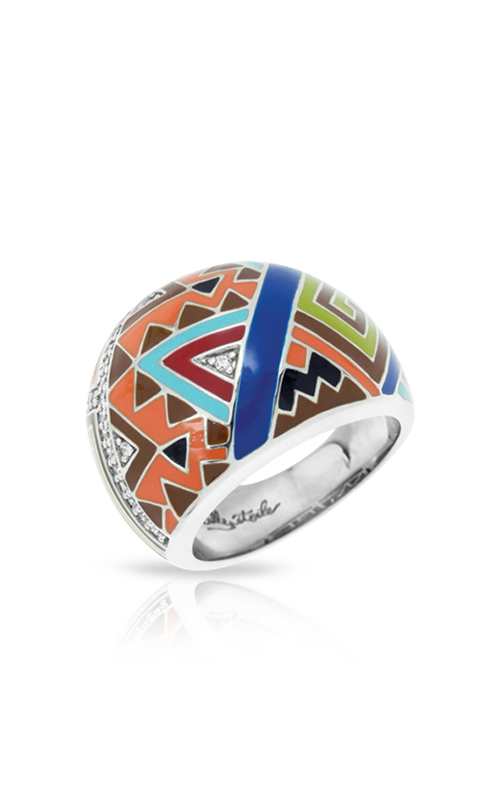 Belle Etoile Sedona Orange Ring 01021410101-9 product image