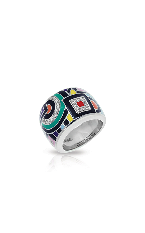 Belle Etoile Geometrica Multicolor Ring 01021410202-6 product image