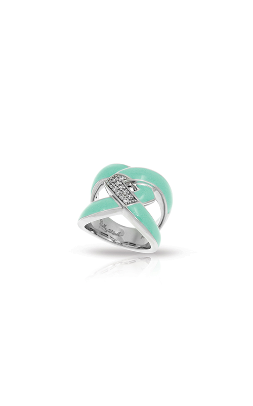 Belle Etoile Amazon Aquamarine Ring 01021410402-6 product image