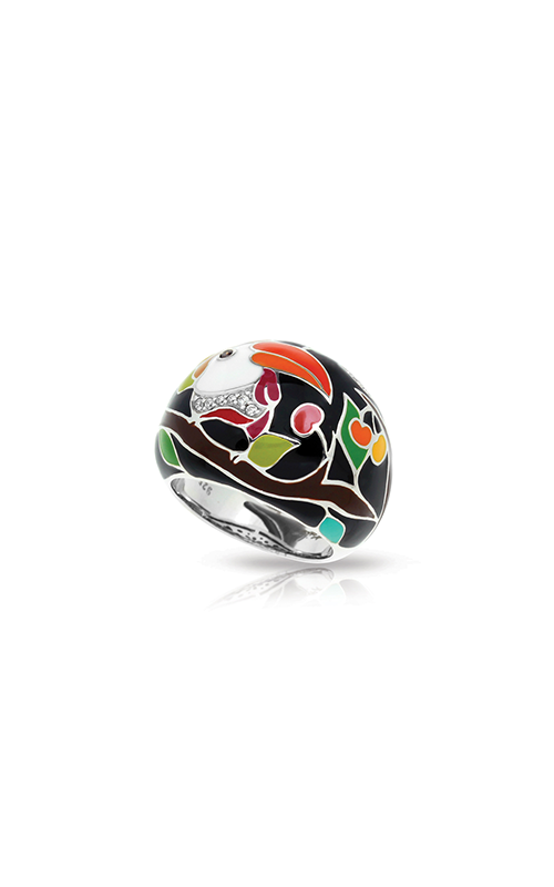 Belle Etoile Love Toucan Black Ring 01021420102-7 product image