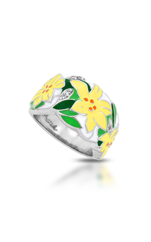 Belle Etoile Tiger Lily Yellow Ring 01021510301-5 product image