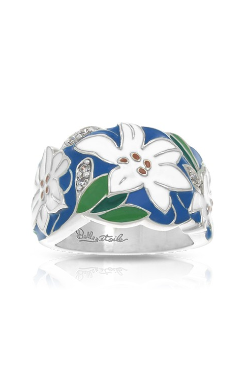 Belle Etoile Tiger Lily Blue Ring 01021510303-5 product image