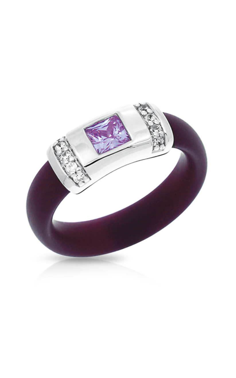 Belle Etoile Celine Plum and Lavender Ring 01051320403-5 product image