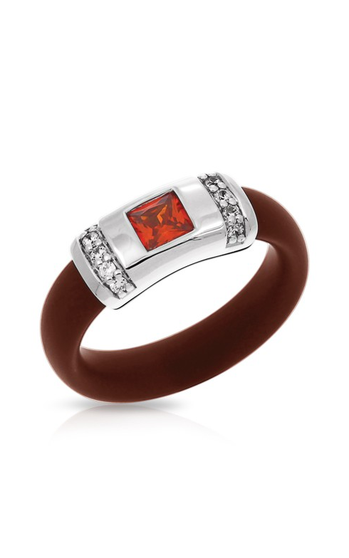 Belle Etoile Celine Brown and Orange Ring 01051320402-8 product image