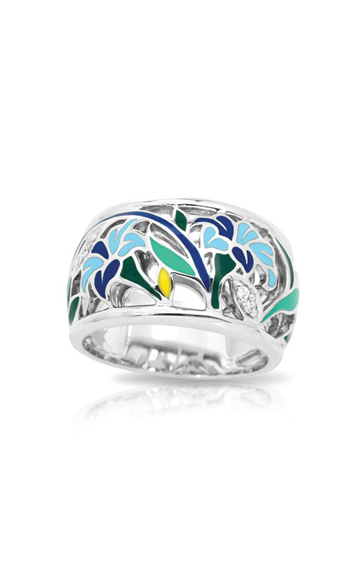 Belle Etoile Morning Glory Blue Ring 01021520701-5 product image