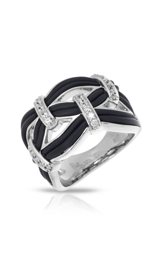Belle Etoile Riviera Black Ring 01051410201-6 product image