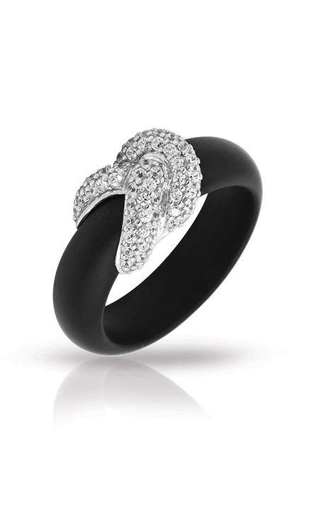 Belle Etoile Ariadne Black Ring 01051420301-8 product image