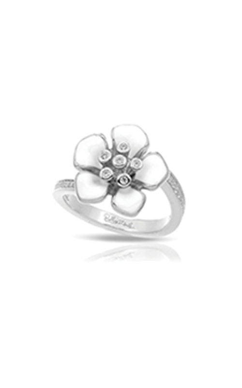 Belle Etoile Forget-Me-Not White Ring 01021610701-5 product image