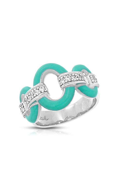 Belle Etoile Connection Aqua Ring 01021620401-7 product image