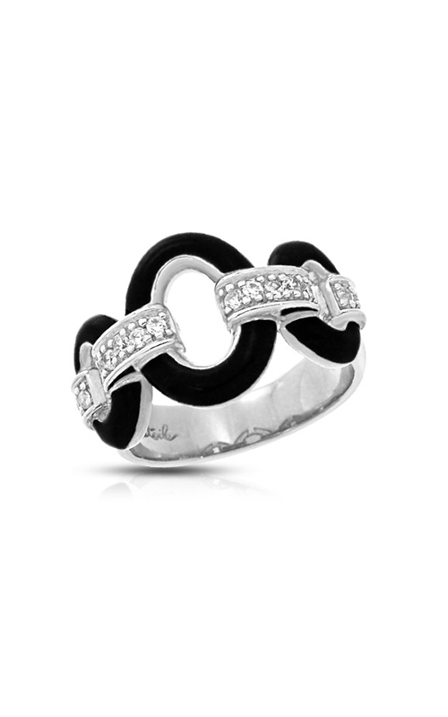 Belle Etoile Connection Black Ring 01021620402-6 product image