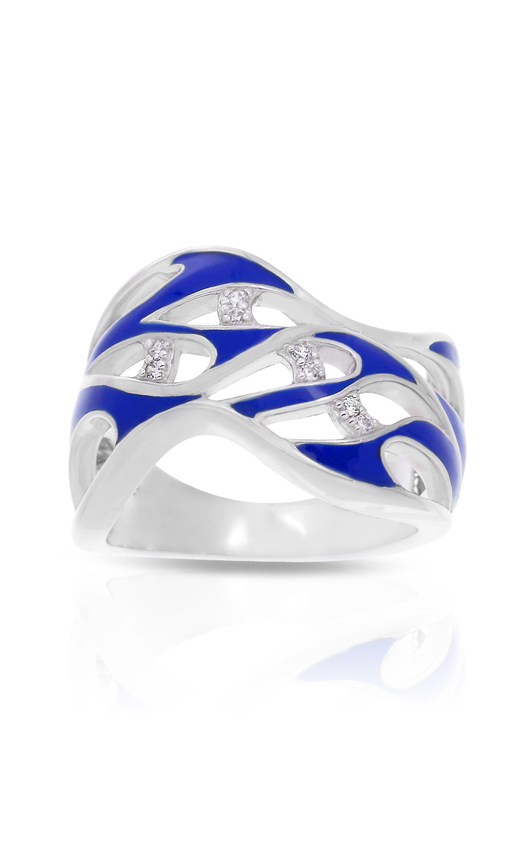 Belle Etoile Marea Blue Ring 01021710601-6 product image