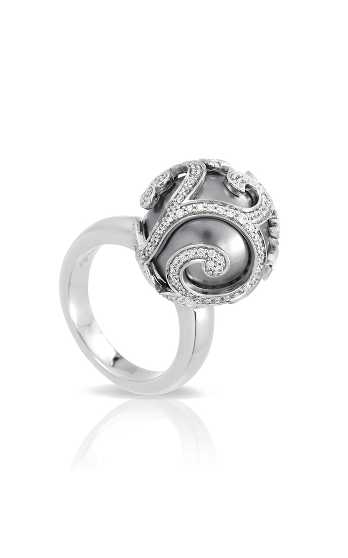 Belle Etoile Beauty Bound Grey Ring 01031110103-6 product image