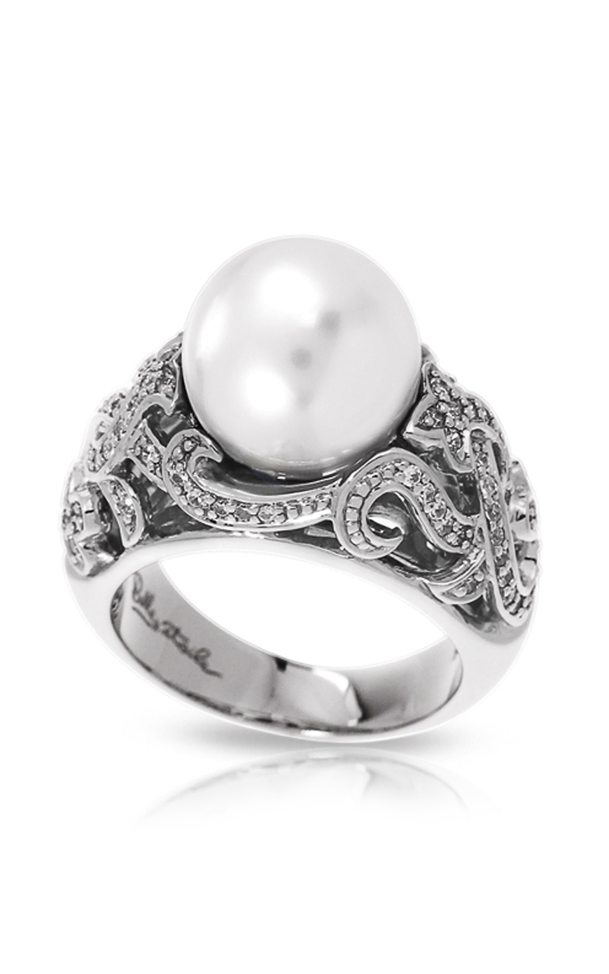 Belle Etoile Fiona White Ring 01031320102-8 product image