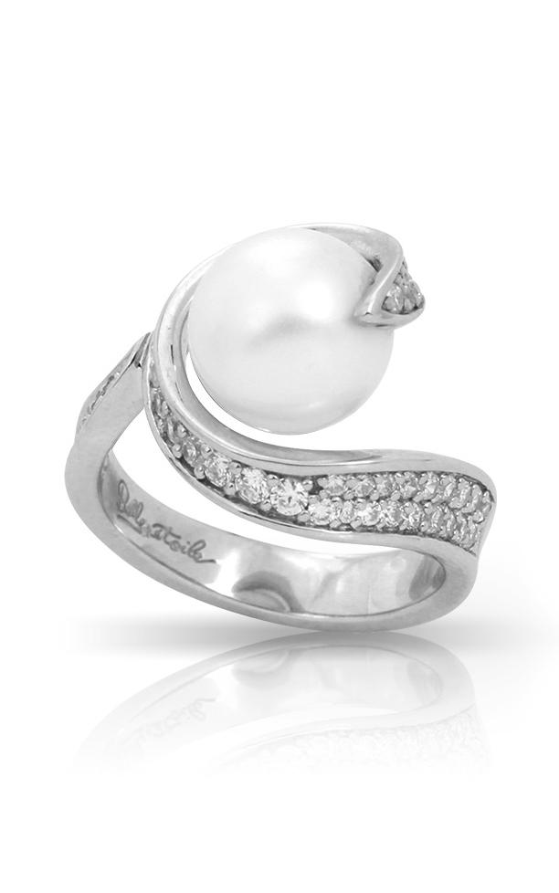 Belle Etoile Alanna White Ring 01031510101-8 product image