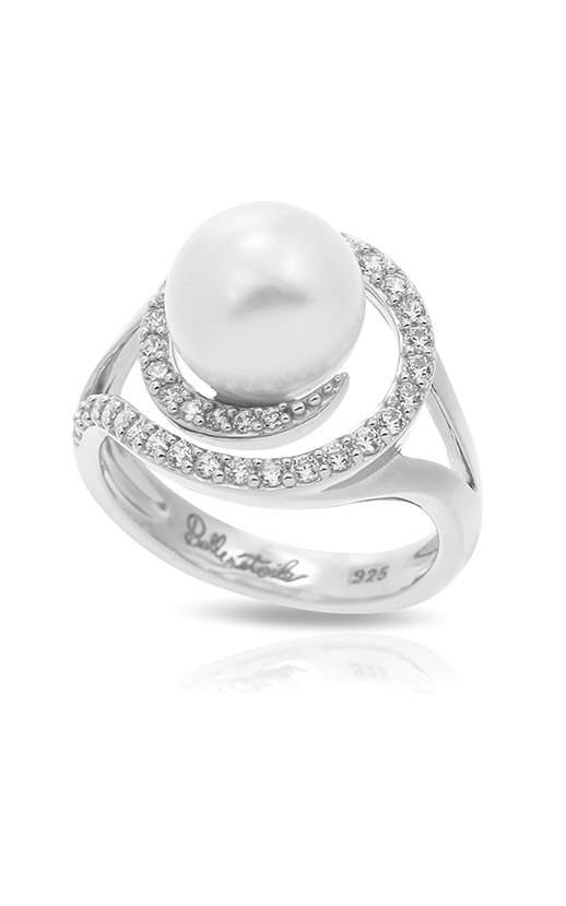 Belle Etoile Thea White Ring 01031610101-7 product image