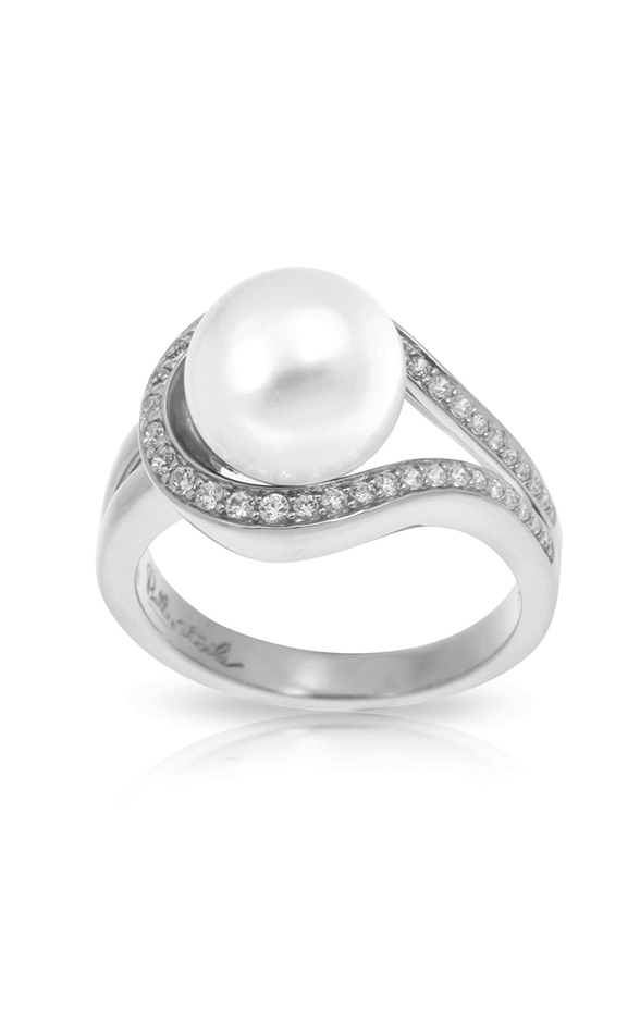 Belle Etoile Claire White Ring 01051011302-6 product image