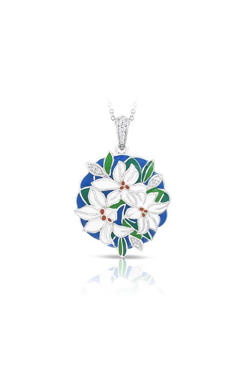 Belle Etoile Tiger Lily Blue Pendant 02021510303 product image
