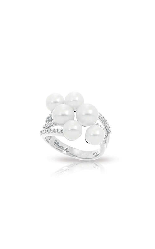 Belle Etoile Effervescence White Ring 01031510201-8 product image