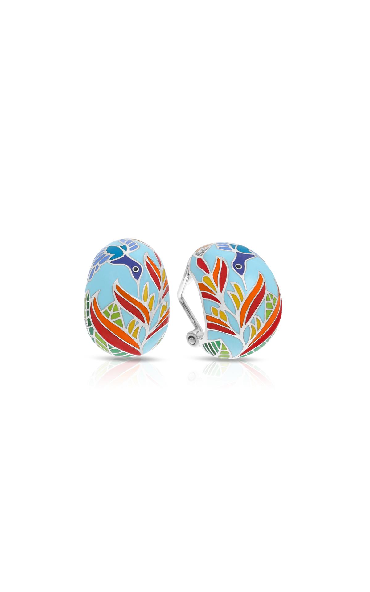 Belle Etoile Hummingbird Sky Blue Earrings 3021710401 product image