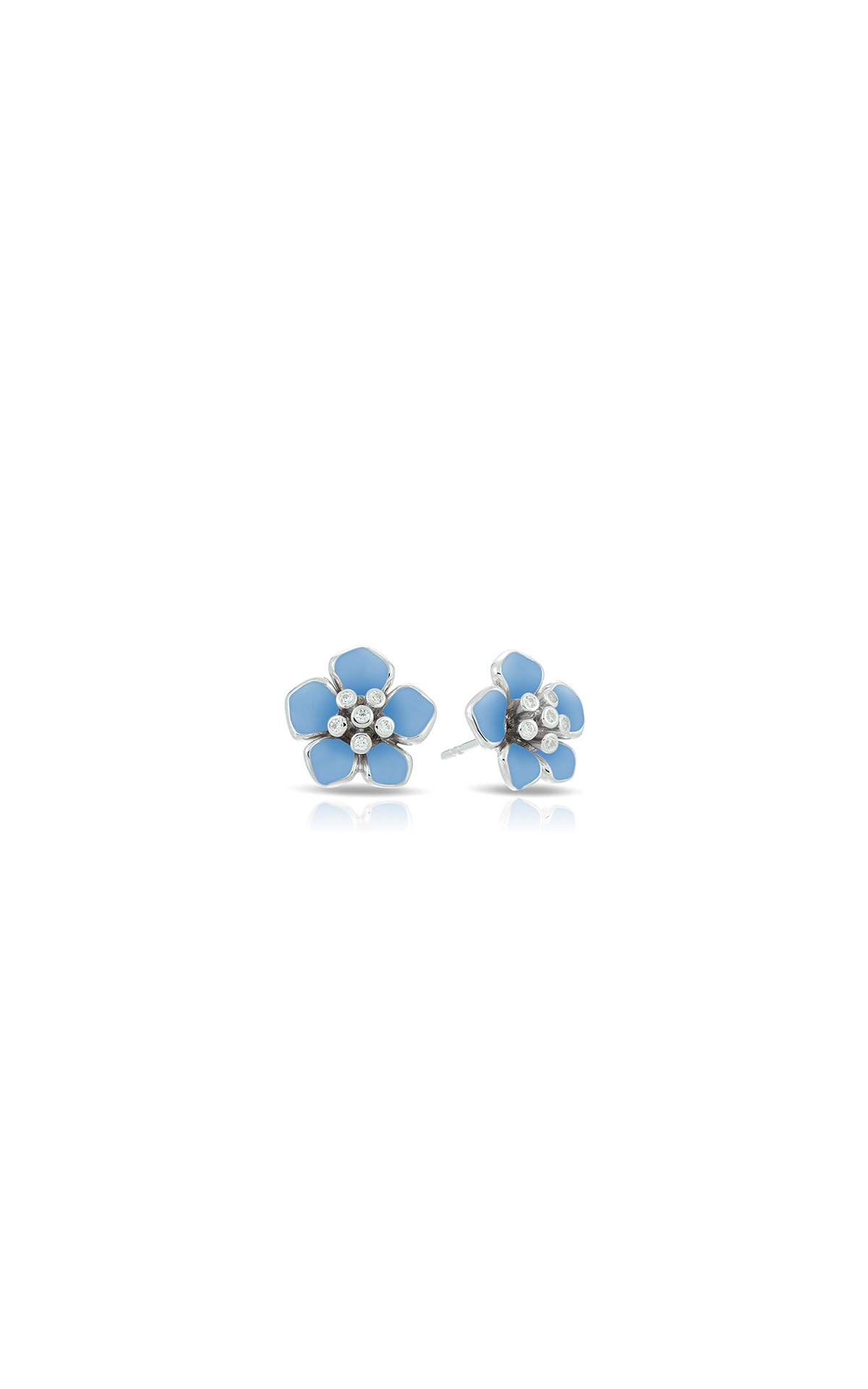 Belle Etoile Forget-Me-Not Serenity Blue Earrings 3021610703 product image
