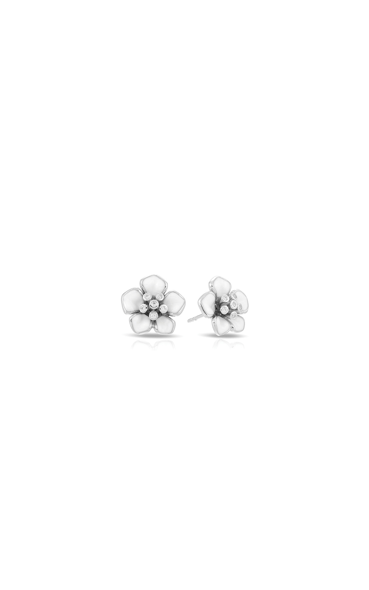 Belle Etoile Forget-Me-Not White Earrings 3021610701 product image