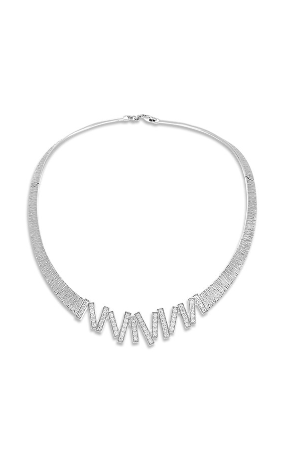 Belle Etoile Monte Carlo Silver Necklace 05011620301 product image
