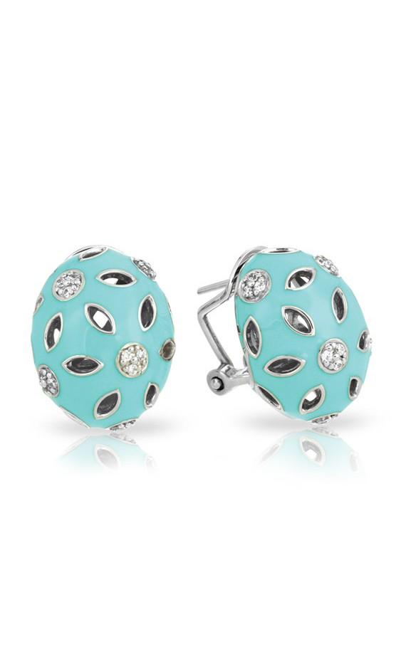 Belle Etoile Charlotte Aquamarine Earrings 03021310704 product image