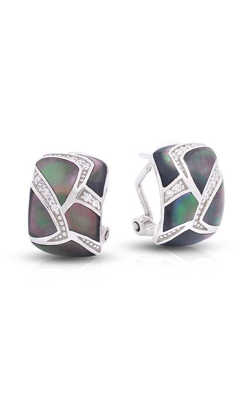 Belle Etoile Sirena Black Mother-of-Pearl Earrings 03031620301 product image