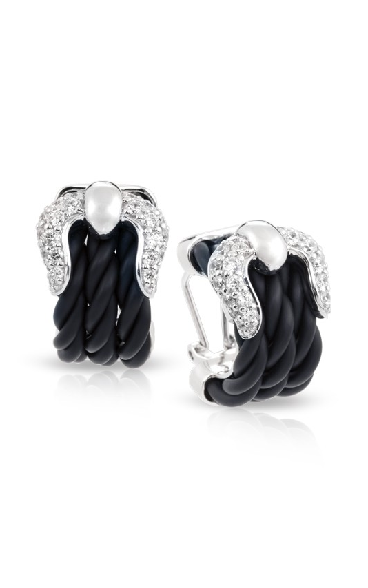 Belle Etoile Lasso Black Earrings 03051010101 product image