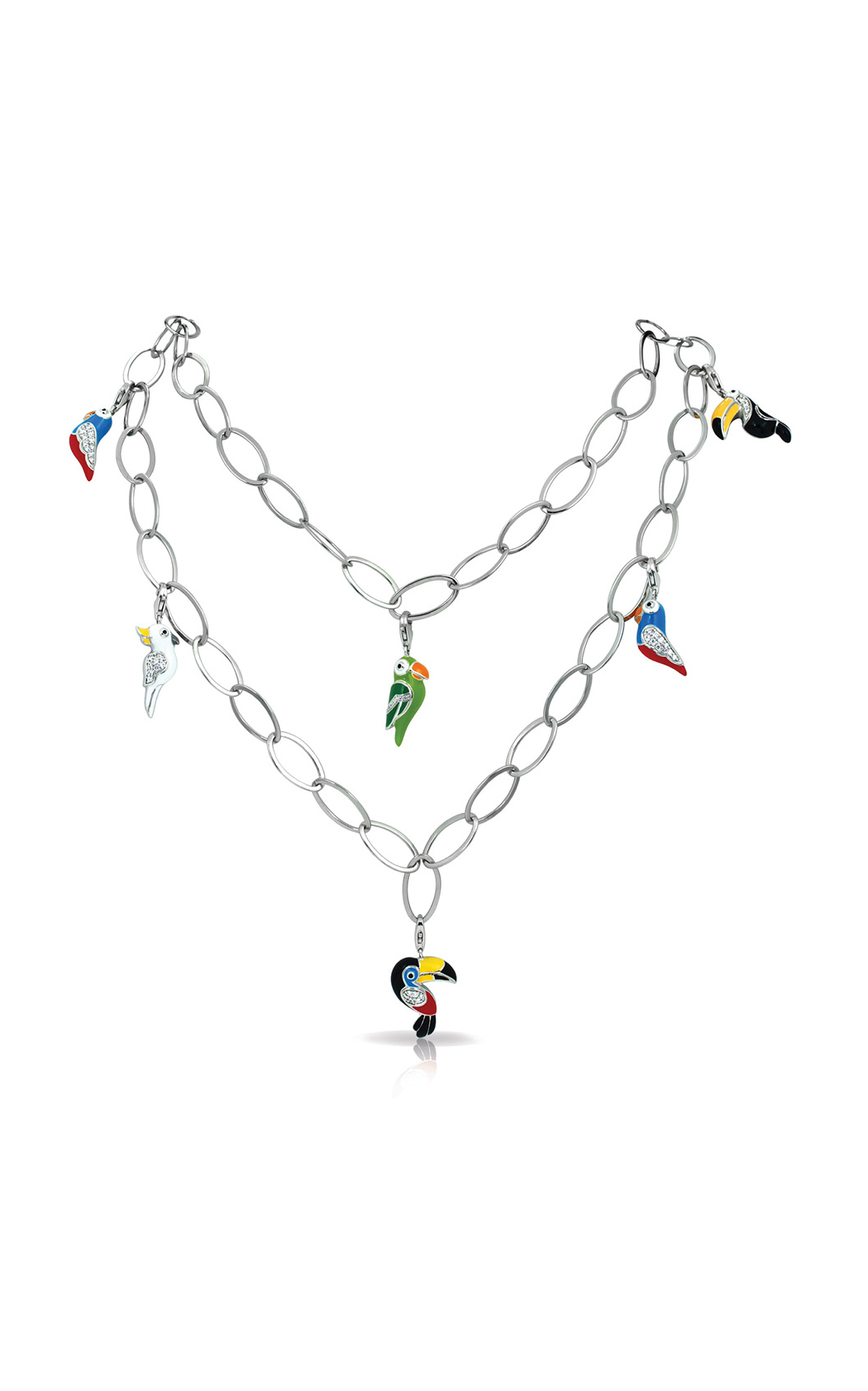 Belle Etoile Aviary Multi Necklace 05021211101 product image