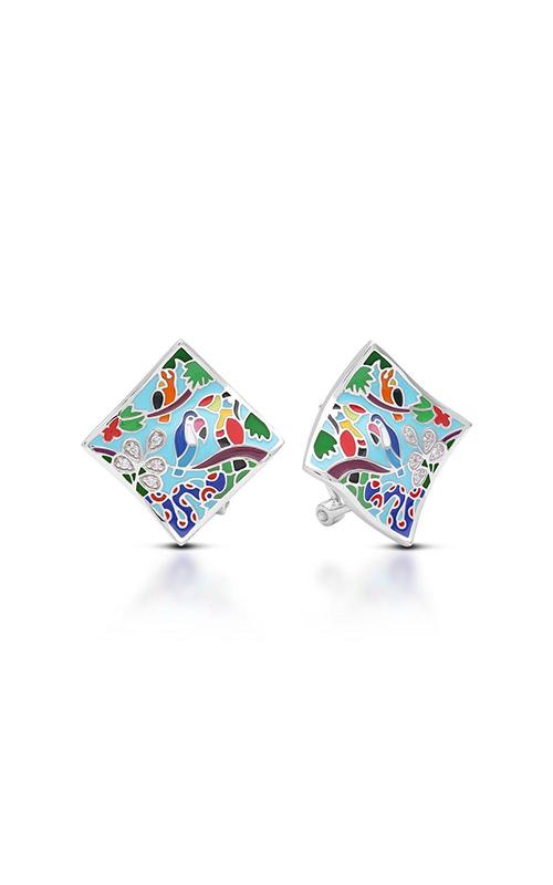 Belle Etoile Tropical Rainforest Earrings 3022010302 product image