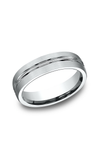 Benchmark Men's Wedding Bands CF5641114KW04