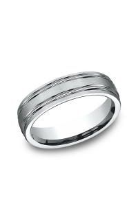 Benchmark Men's Wedding Bands CF5644414KW04