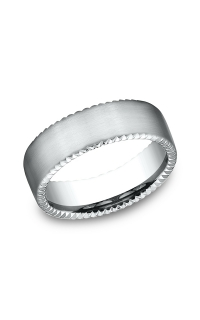 Benchmark Men's Wedding Bands CF71752514KW04