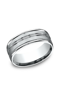 Benchmark Men's Wedding Bands RECF5818014KW04