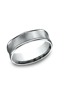 Benchmark Men's Wedding Bands RECF8750014KW04
