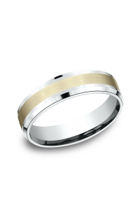 Benchmark Men's Wedding Bands CF20601014KWY06